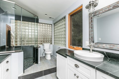 Modern Bathroom Remodel with Style
